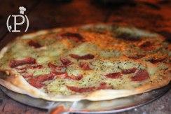 La pizza Rita à la tomme fraiche