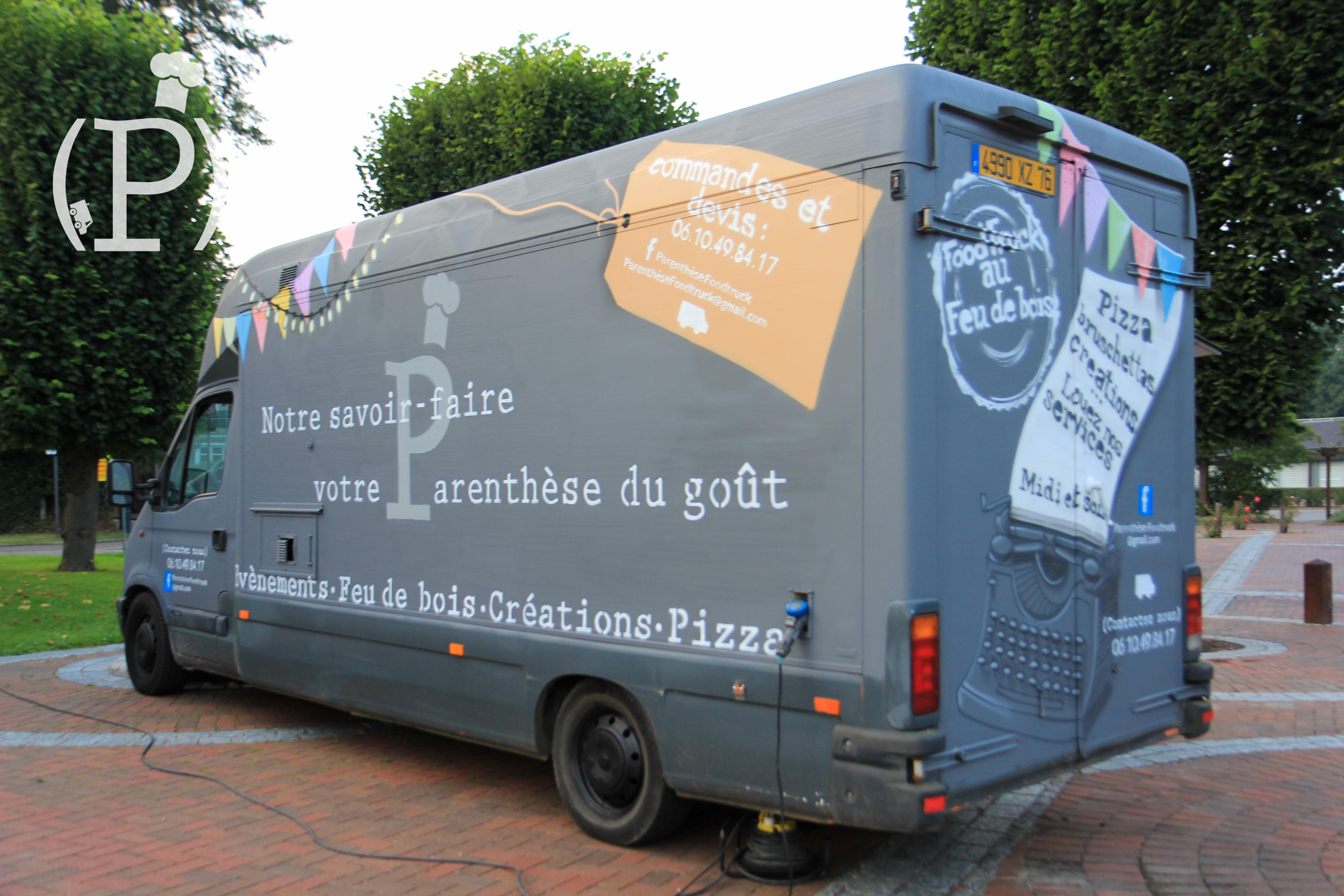parenthese foodtruck normandie mariage privatisation brunch wedding planner pizza bruschetta 48 - Location Camion Pizza Mariage