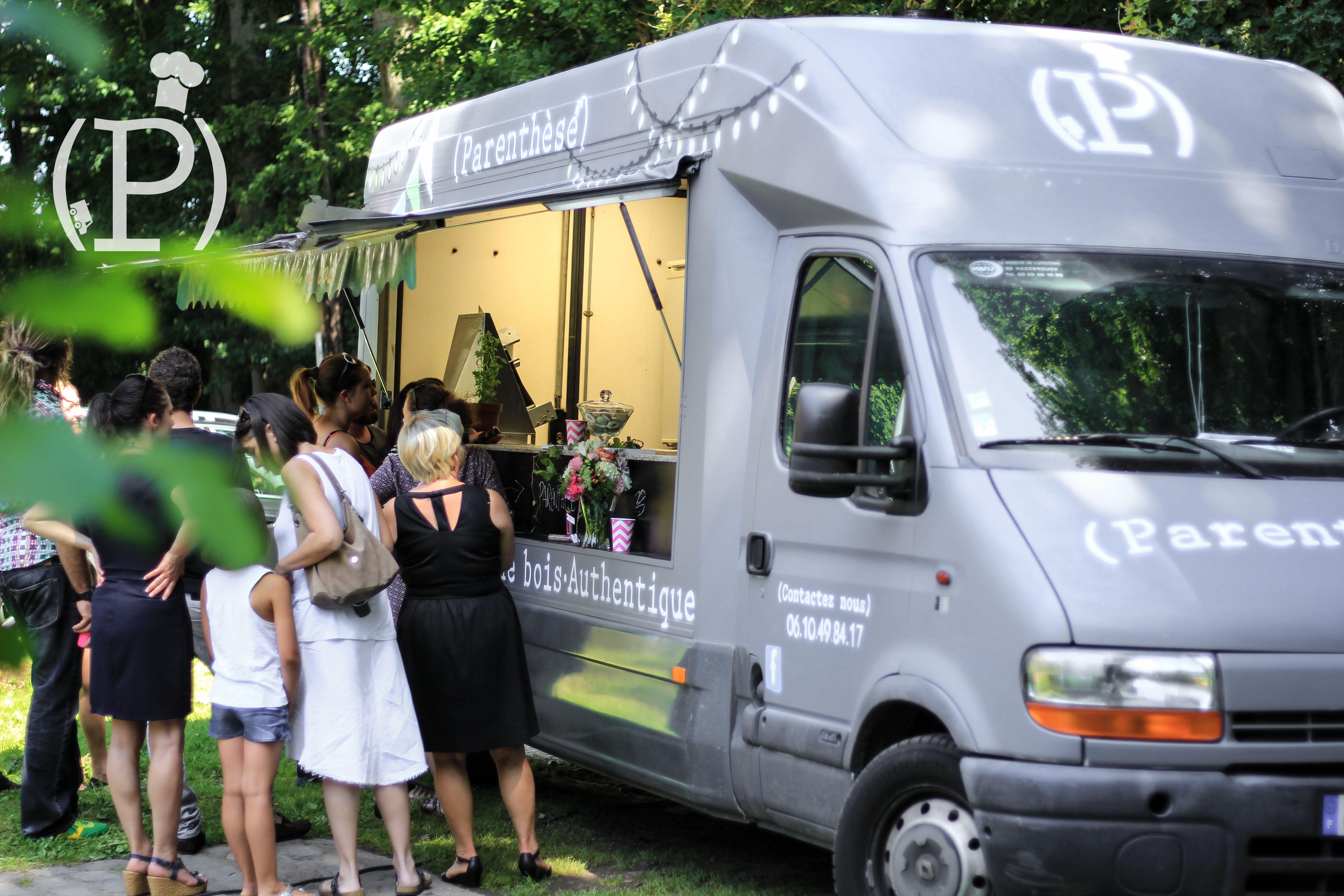 parenthese foodtruck normandie mariage privatisation brunch wedding planner pizza bruschetta 64 - Location Camion Pizza Mariage