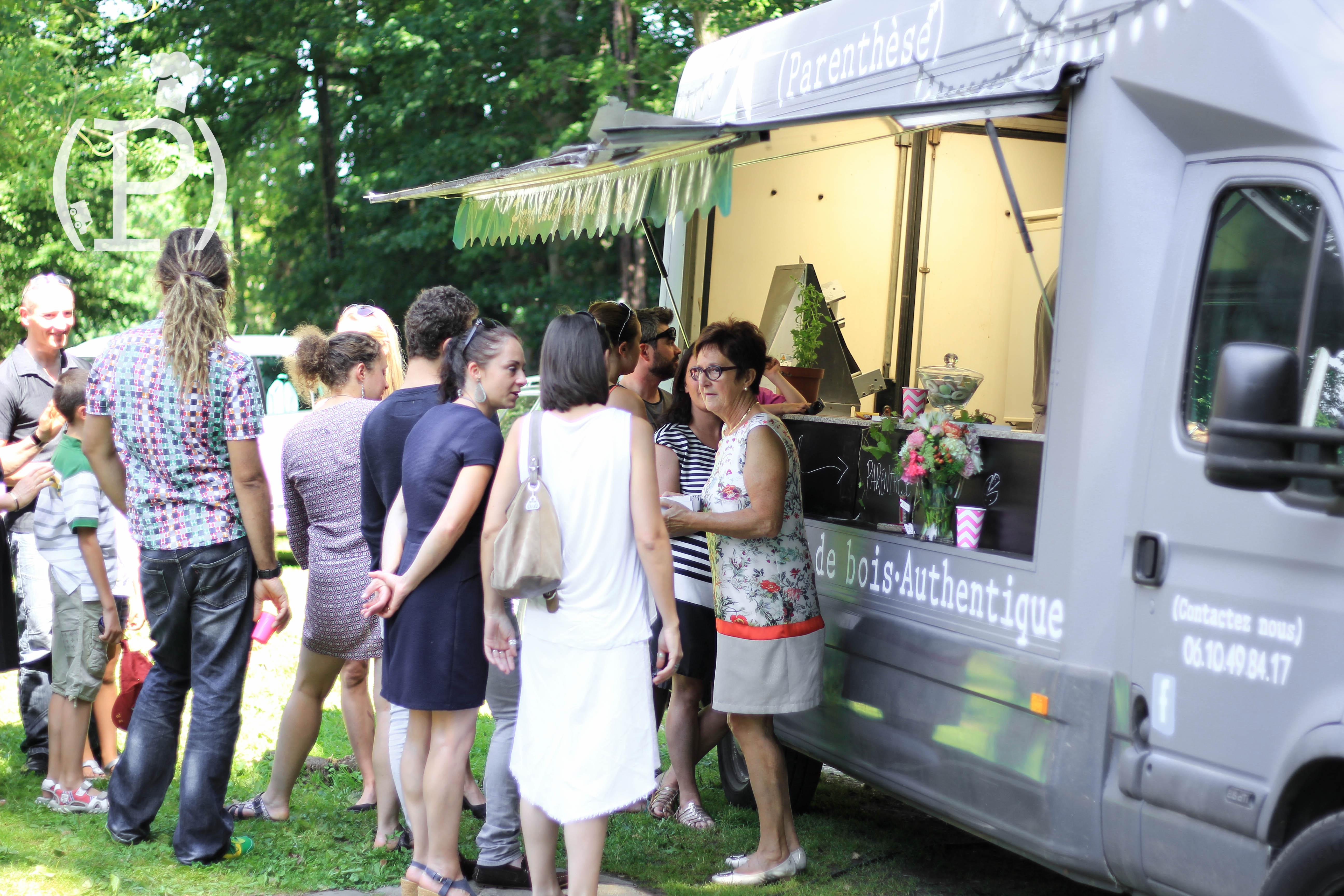 parenthese foodtruck normandie mariage privatisation brunch wedding planner pizza bruschetta 65 - Location Camion Pizza Mariage