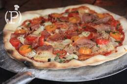La Gabrielle version pizza